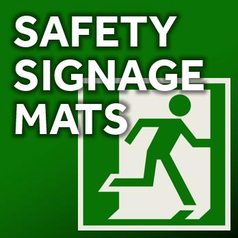 Safety Signage Mats