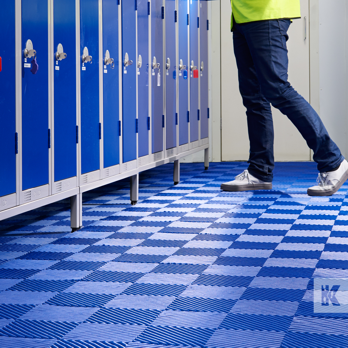 Kleen-Tile Dark Blue